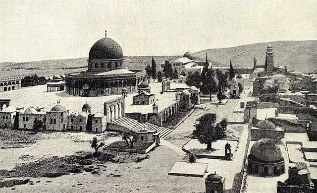 Glimpse of Jerusalem's Demographics