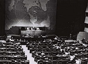 UN Partitions Palestine into Separate States
