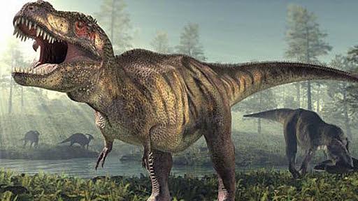 Dominio de los dinosaurios