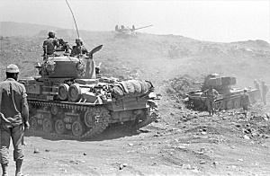 Six-Day War Begins