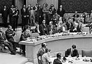 UN Security Council Passes Resolution 242