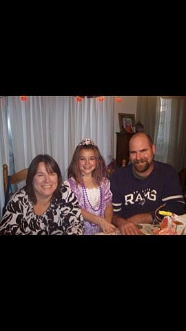 Moi père anniversaire (Halloween)
