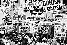 UN Passes Resolution Calling Zionism a Form of Racism