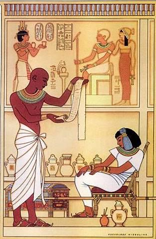 En el Antiguo Egipto