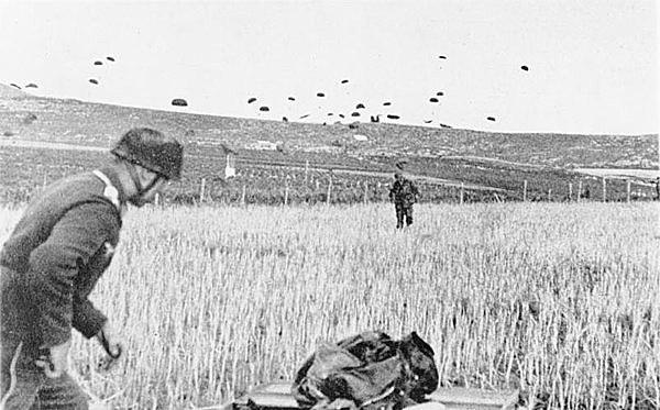 Conquesta alemanya de Creta