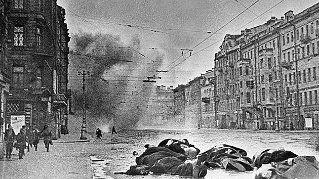 El setge de Leningrad