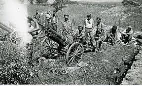 La batalla del Jarama.
