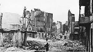 Bombardeo de Guernica.