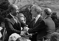 Egypt and Israel Sign Peace Treaty