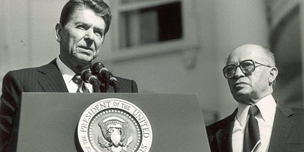Reagan Plan Rejects Creation of Palestinian State
