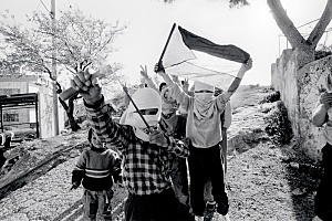 First Palestinian Intifada Begins