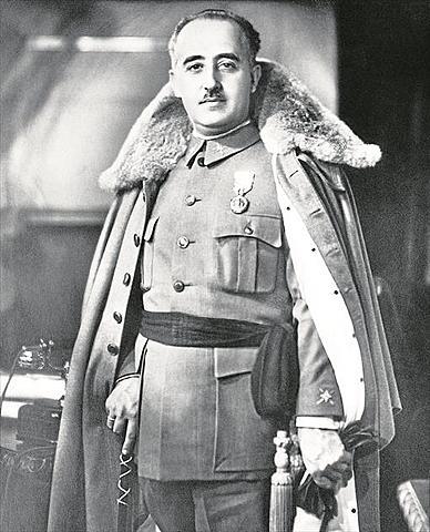 Nombramiento de Franco