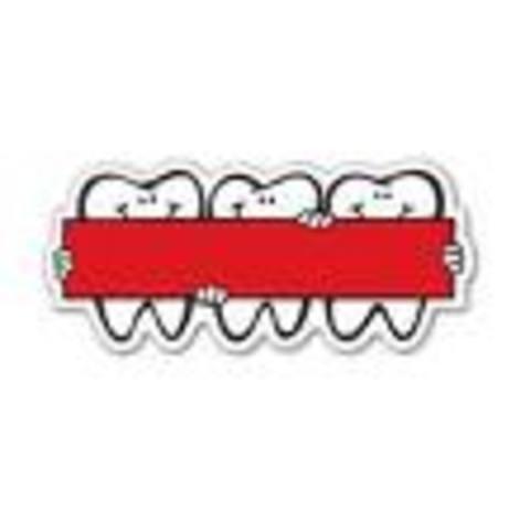 three teeth