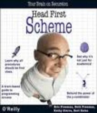 scheme --- o ---- scheme