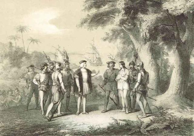"""Expedición contra los """"rebeldes"""""""