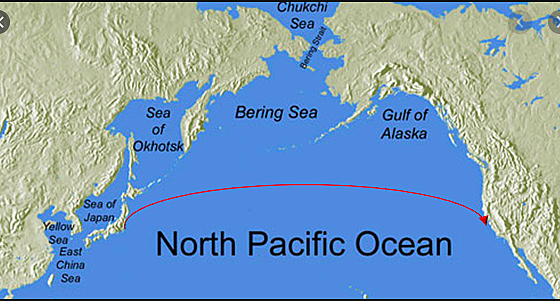 Other nations began to penetrate the North Pacific.