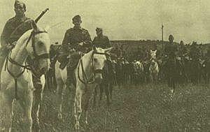 Los franquistas recuperan Teruel