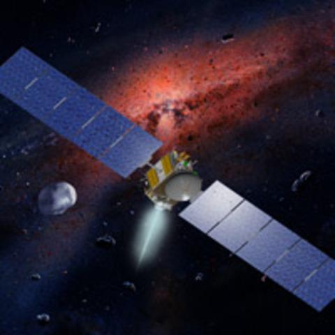 Odyssey space probe