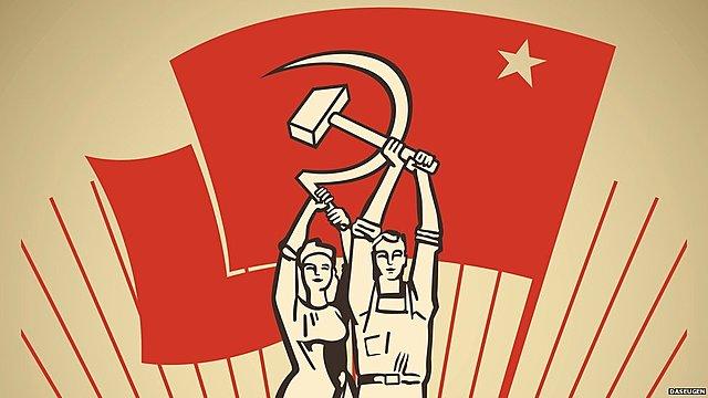 Decepcionados del comunismo y la Unión Soviética