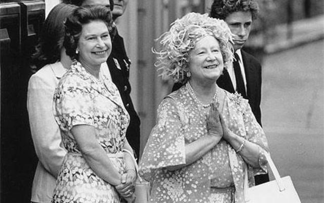 The funeral of Queen Elizabeth