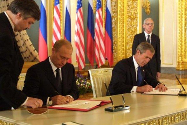 Moscow Treaty.