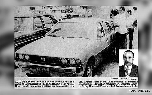 Asesinato de Felix Ulloa