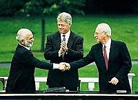 Israel and Jordan Sign Peace Treaty