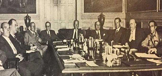 Socialista Francisco Largo Caballero, Presidente del Gobierno de la República