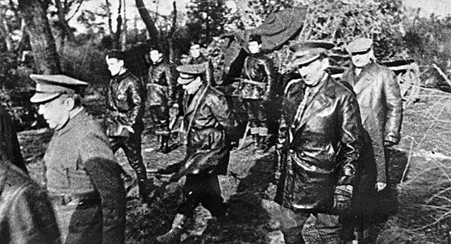 La URSS envía sus primeros equipos de ayuda a los republicanos