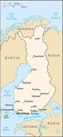 Invasió a Finlàndia per la Unió Soviètica