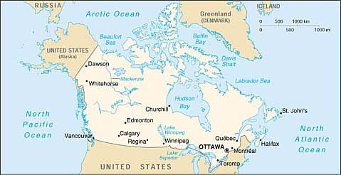 Entrada de Canadà