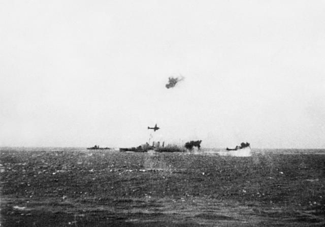 Batalla del mar del Corall