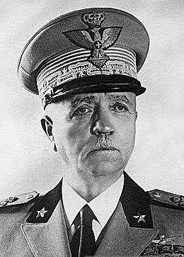Destitució de Mussolini: Nou govern italià