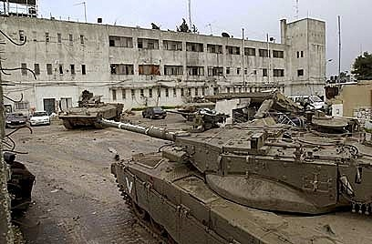 Israel Launches Operation Defensive Shield, Invading the WB