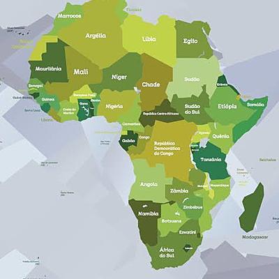 Acontecimentos história nos países africanos timeline
