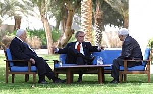Mideast Peace Summit In Jordan
