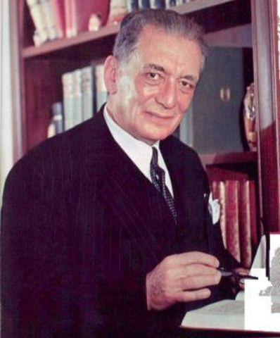 Laureano Gómez, se exilia.