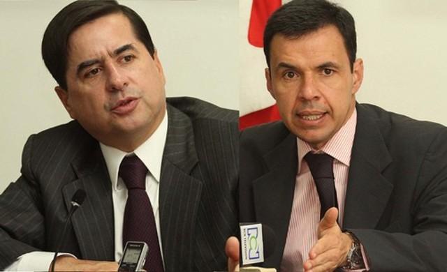 El presidente de la Cámara el liberal Cesar Ordóñez Quintero, pide al presidente de la Republica el apoyo de la fuerza armada
