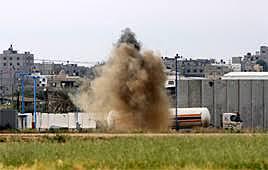 Hamas and Fatah Suicide Bombing Halts Talks