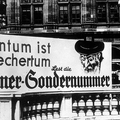 Ausgrenzung und Vernichtung im Nationalsozialsmus  timeline
