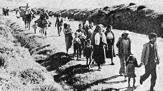 Málaga cae en poder de los franquista, auxiliados por las tropas italianas, el día 3. La inmediata represión se cobra miles de muertos.