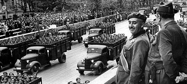 EL GENERAL FRANCO HACE PÚBLICO EL ÚLTIMO PARTE BÉLICO: VICTORIA DE LOS SUBLEVADOS