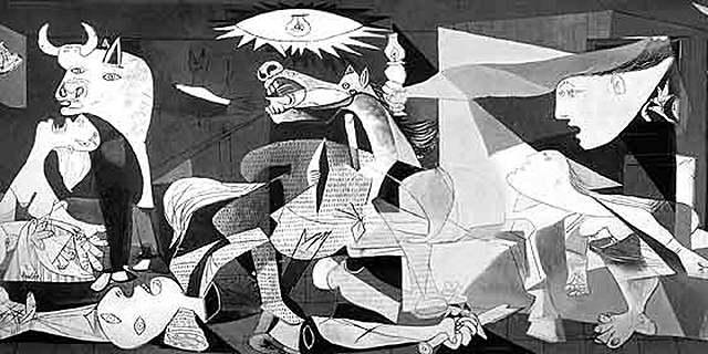 La ciudad vasca del Guernica sufre un bombardeo el día 26 a cargo de la Legión Condor