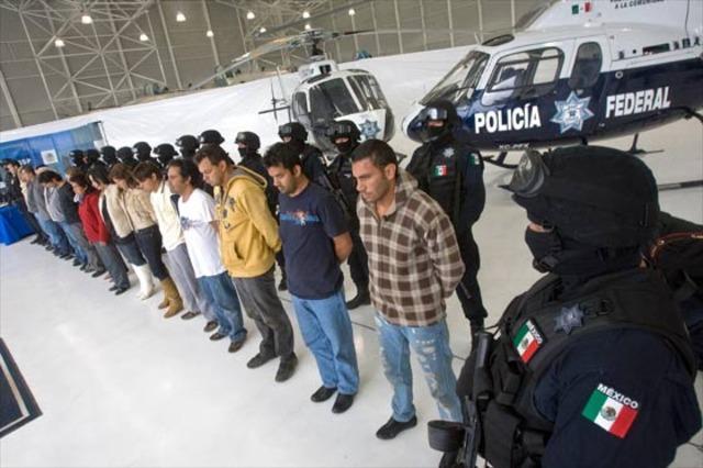 Aparece un grupo autodenominado Muerte a Secuestradores (MAS), creado por narcotraficantes del país.