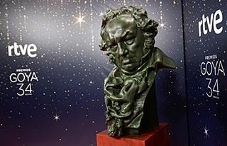 Primera ceremonia de los Premios Goya