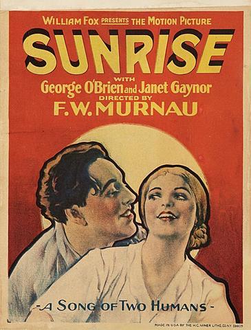 AMANECER (F.W. Murnau)