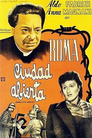 CIUDAD ABIERTA ( ROBERTO ROSSELLINI )