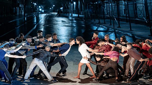 Broadway West Side Story