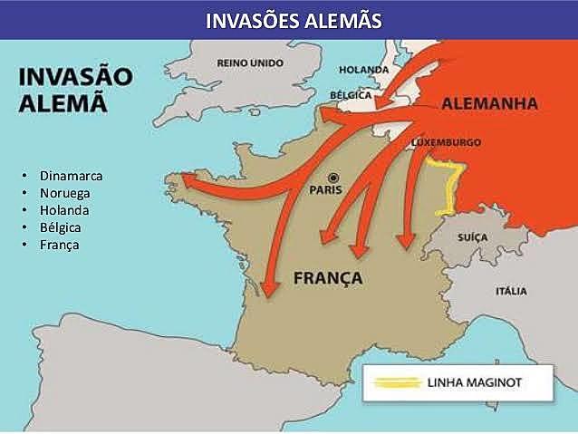 Invasões Alemãs