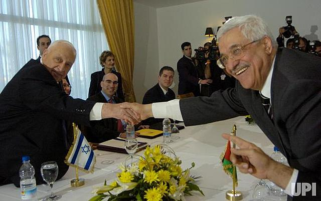 Ceasefire Reached by Sharon and Abbas
